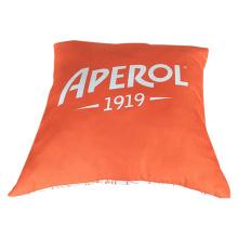 персиковая кожа бархатная ткань hotsale водонепроницаемый напольная подушка