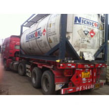 Organic Chemicals Acetic Acid 99.8% Used in Dyeing Industry