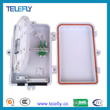 Outdoor 4-Core FTTH Fiber Optic Terminal Box