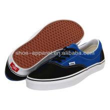 2014 new wholesale vulcanization canvas shoes