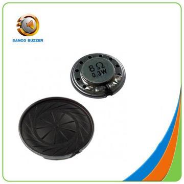 micro altavoz Mylar 15 × 3.0 mm