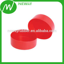 Resistente al desgaste PVC duradero / Nylon / tapa de plástico de polietileno