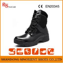 Hochglänzende Militär Taktische Stiefel RS271