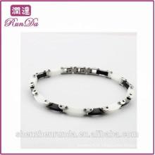 Alibaba venda quente pulseira de jóias de fantasia para homens