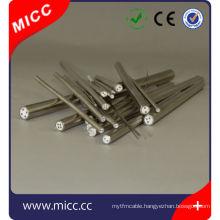 electric micc duplex mi thermocouple cable