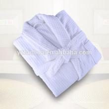 Terry velours coton fibre Superfine peignoir pour hommes et femmes