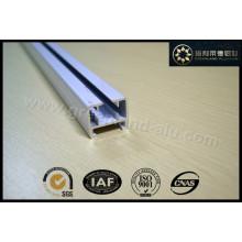 Aluminium-Vorhangschiene für elektrische Jalousien