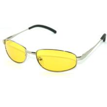 Seckill gafas de sol de metal con las lentes de noche de China (sz1451)
