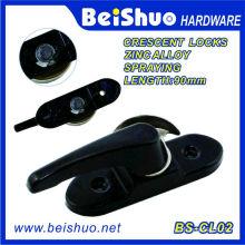 Aluminum Sliding Window Lock/Sash Lock/Window Crescent Lock
