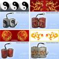 Bobina de máquina del tatuaje clásico chino venta por mayor de la serie