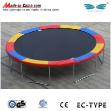 Outdoor Trampoline with Enclosure 8ft with TUV