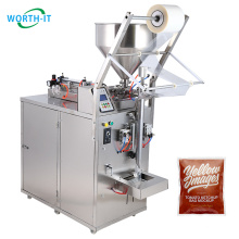 Liquid Bagging Machine Shower Gel Shampoo Bagging Machine 10g Sample Packaging Machine