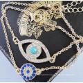 Bracelet Evil Eye Full Diamond (XBL13499)