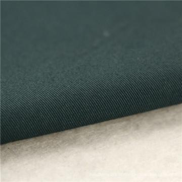 21x20 + 70D / 137x62 241gsm 157cm verde preto esticar stretch de algodão 3 / 1S twill pant para crianças importador de tecido de algodão