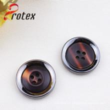 30L-50L 4 Holes Fancy Plastic Button