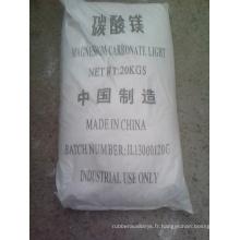 Tech de Carbonate de magnésium et de la qualité alimentaire