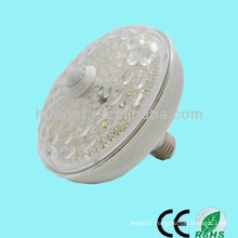 hot sale 100-240v 220v indoor 10w indoor motion sensor light bulb