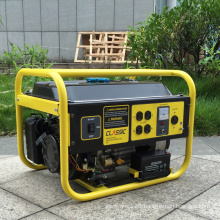 BISON(CHINA) LPG Generator Factory Supply Gasoline Gas Dual Use Portable LPG Generator