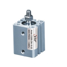 ESP easy installation compact CQS series pneumatic thin cylinders