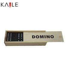 Professionelle Holz Domino Fliesen Set