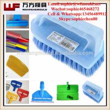 Molde plástico de la manija del cepillo del OEM OEM