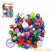 Bescon Big Better Rejects Pack 100+, Second Dice Set 100pcs