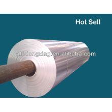 Hoja de aluminio para cinta adhesiva