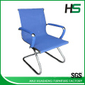 China low back blue mesh modern office chair for sale