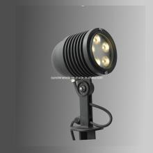CE RoHS RGB 5W / 15W LED al aire libre jardín Spot luces