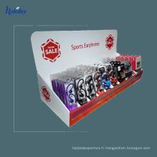 Facile à assembler présentoir pour lunettes fleurs téléphone portable