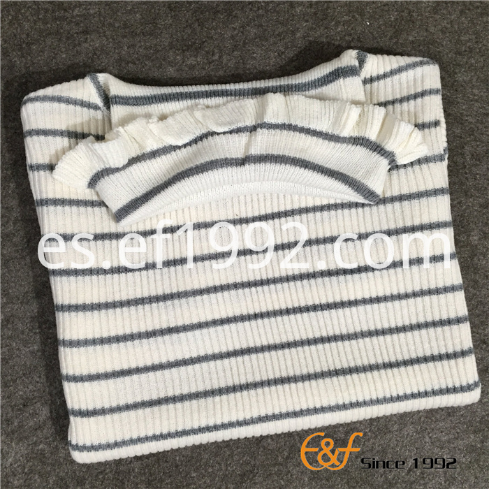 Women's Elastic Sweater