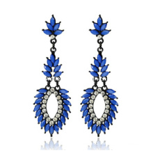 Trendy Bohemia Style Resin Stone Earring (XER13085)