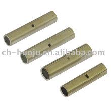 Extremidade cobre cobre / link de cobre com covinha