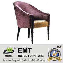 Современная дизайнерская мебель отеля Hotel Chair (EMT-HC64)