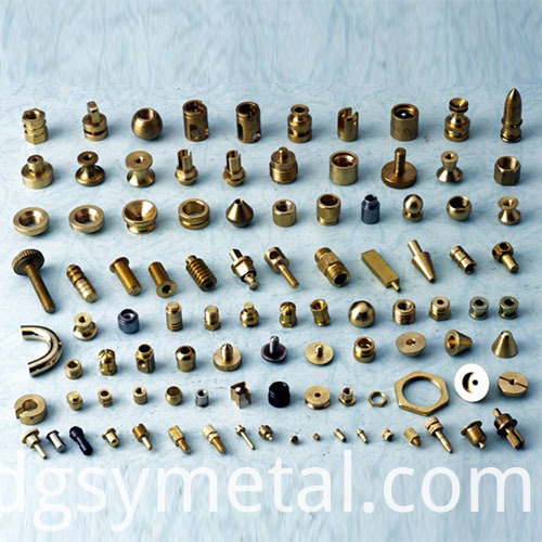 precision lathe parts