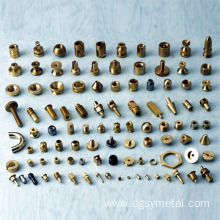 Precision CNC machined metal parts machining
