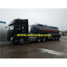 3 Axle Hydrochloric Acid Transportation Tank Trailers