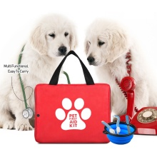 Pet First Aid Kit Essential Accessories Training Set