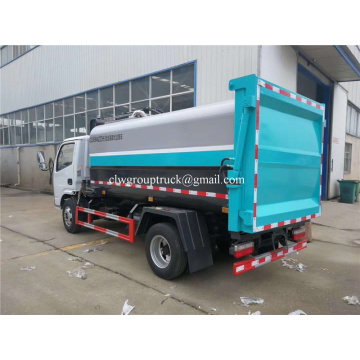 Multipurpose Hydraulic Lifter Garbage Truck