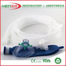Kit de circuito respiratório de anestesia HENSO