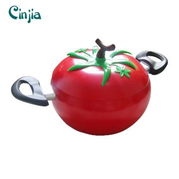 20 centímetros de tomate molho de molho de alumínio