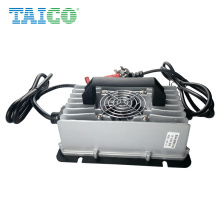 Automatic smart power supply battery charger 67.2v 10a