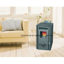 Small Wood Pellet Stove for Wholesale (4kw)