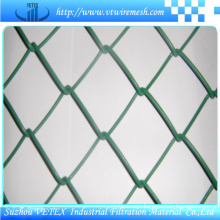 Chain Link Wire Mesh Used in Factory