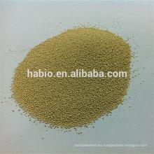 grado de alimentación Habio fitasa forma de gránulo enzimático