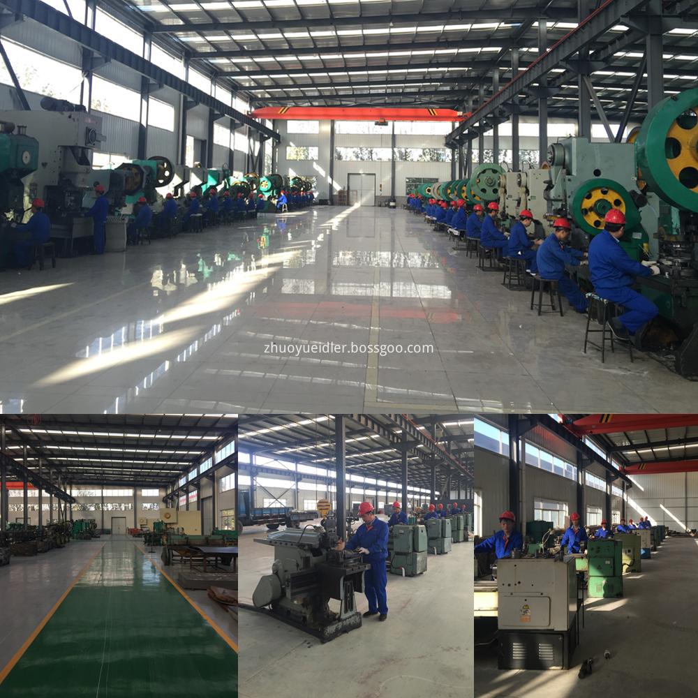 Workshop of bearing housing