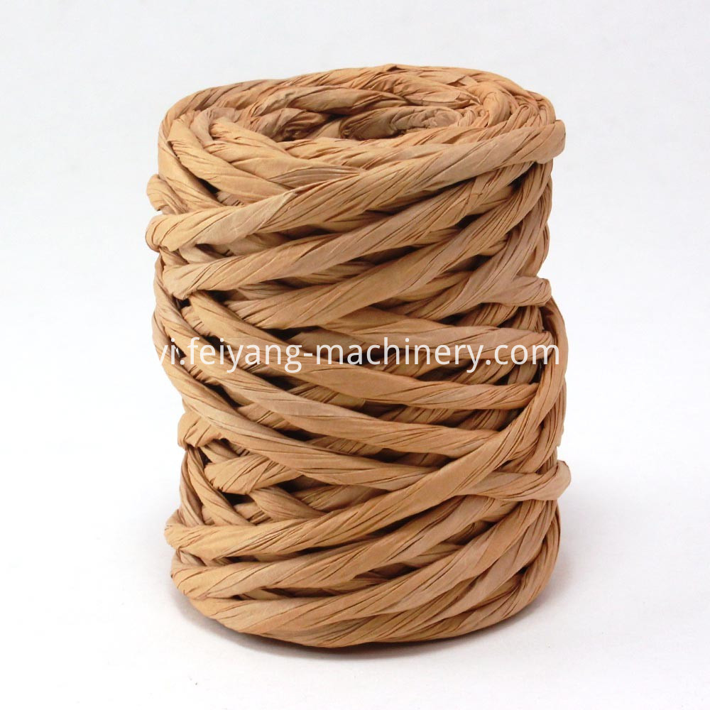 thick twisted paper rope