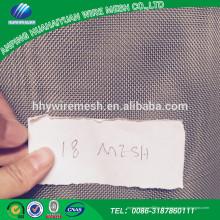 China-Lieferant Hot-Verkauf hohe Qualität angepasst Edelstahl Sicherheit Bildschirm Drahtgeflecht
