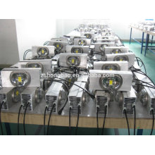 pure aluminum 50w LED module for street light brigelux LED chip and Meanwell power supply
