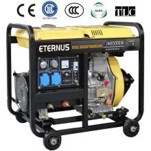 Automatic 4kVA Soundproof Generator Set (BM6500EW)